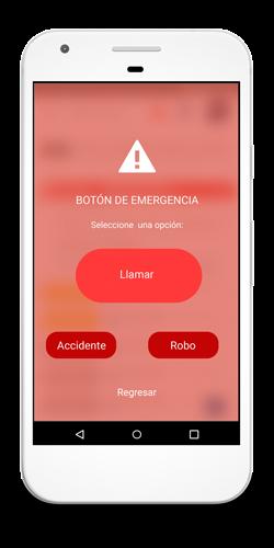 En caso de un incidente o accidente laboral, el personal de campo cuenta con un botón de fácil acceso que les permite activar el Sistema de Emergencias Médicas (SEM) implementado por tu compañía.